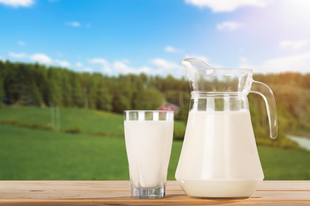 記憶力をアップする食べ物 飲み物 牛乳