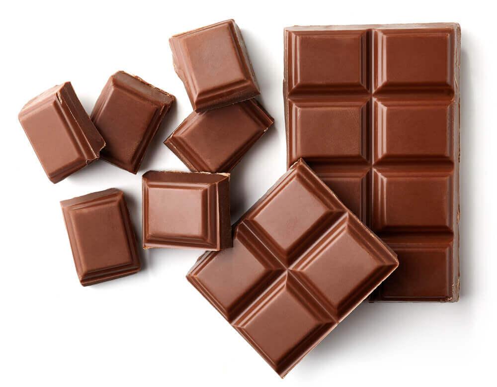 記憶力をアップする食べ物 チョコレート