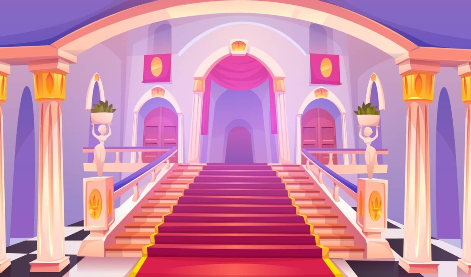記憶ゲーム 宮殿