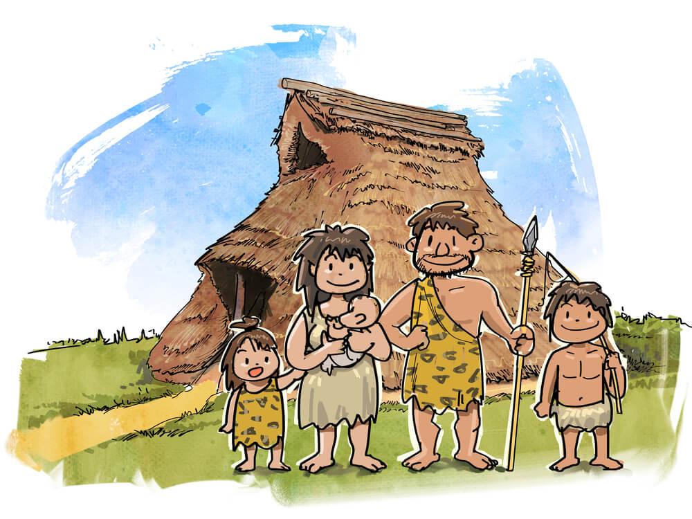 縄文時代の記憶術