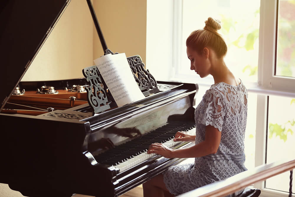 ストレスによる記憶力低下を防ぐ対策 ピアノ