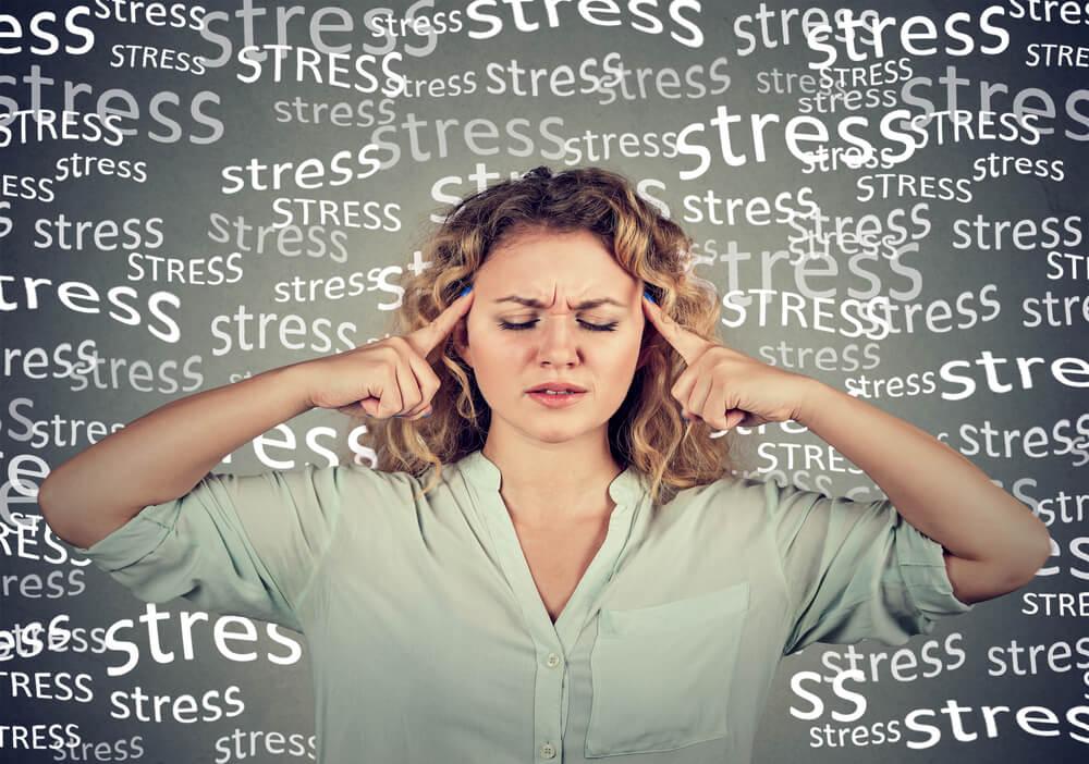 記憶力低下 原因 ストレス