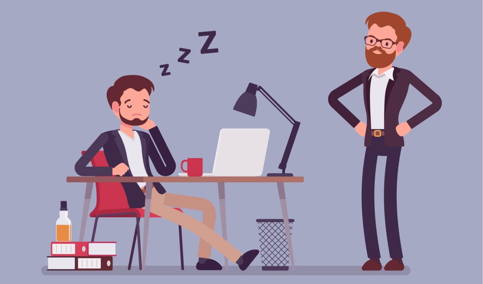 記憶力低下 原因 睡眠不足